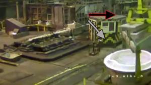 Warehouse Automated Crane Fail