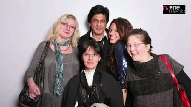 Shahrukh khan at Birmingham CSN International Centre Stills