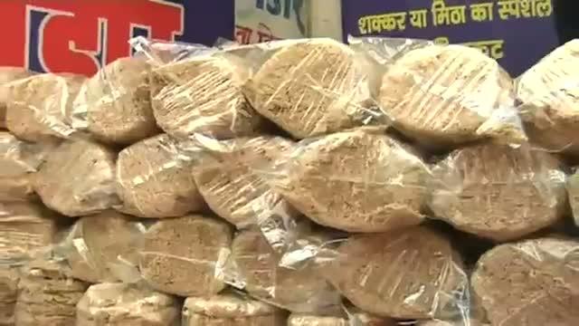 Bihar's tilkut makers dream for international market