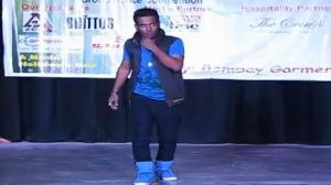 Dharmesh Sir Live Performance At Dance War # 1 competetion Video