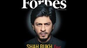 Shah Rukh Khan tops first Forbes India Celebrity 100 list