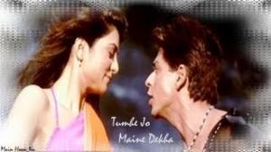 Tumhe Jo Maine Dekha (Remix) Full Song - Main Hoon Na - Shahrukh Khan & Sushmita Sen