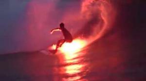 Fire Surfing