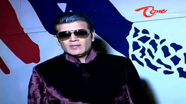 Aditya Pancholi 'Shadow Villain' Speaks about Shadow Movie - Telugu Cinema Movies