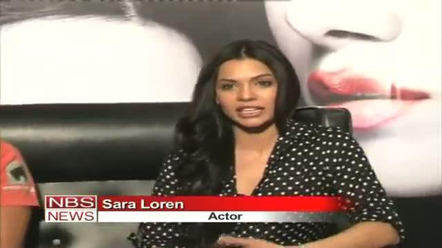 Pakistani actress Sara Loren is a big fan of Rekha and Meena kumari