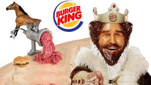 Burger King Uses Horse Meat In Burgers