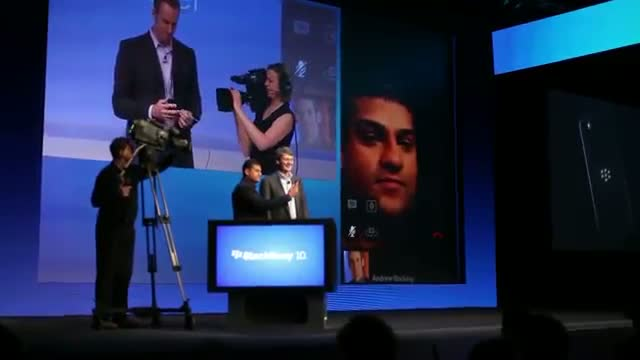 BlackBerry 10: Backstage with Vivek Bhardwaj at the Global Launch Event