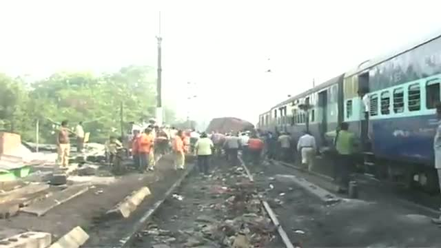 Two wagons derail in Nagpur, train traffic hit
