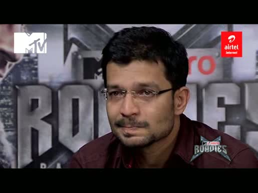 Roadies X  - Aniket - Mini Clip - Hyderabad Audition (Episode 3)
