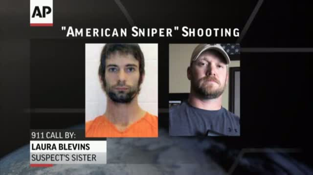 911 Call Released of 'American Sniper' Killing