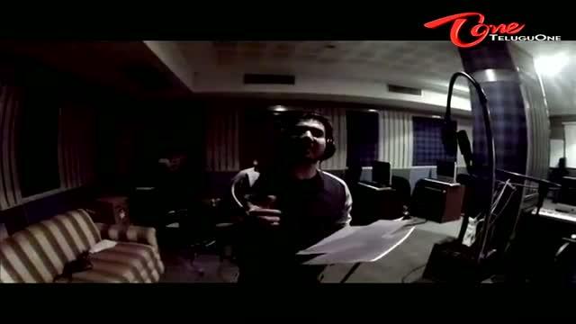 Mirchi Movie Yahoo Yahoo Song Recording - Devi Sri Prasad, Mika Singh - Telugu Cinema Movies