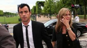 Jennifer Aniston & Fiance Justin Theroux In 'Marriage Bootcamp'