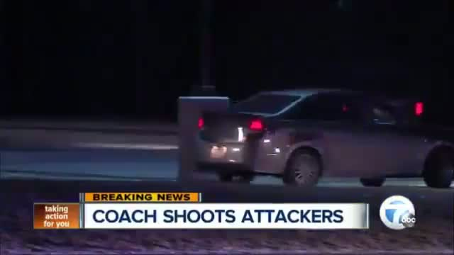 70 year old Girl's Basketball Coach shoots and kills teen who put gun to his face