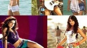 Bollywood actresses sizzle in shorts