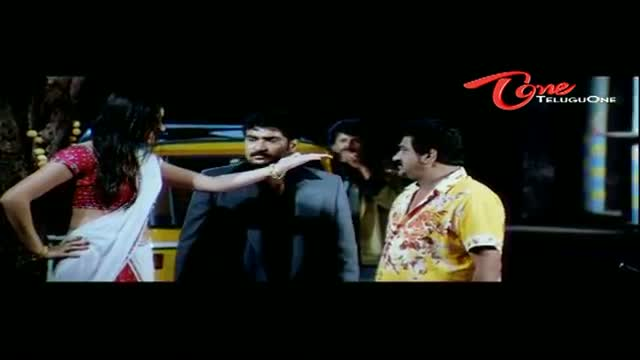 Telugu Comedy Scene From Jabilamma Movie - Raghu Babu As Broker Funny Scene With Navneet Kaur - Telugu Cinema Movies