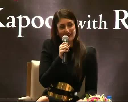 Check Out Style diva Kareena's style diary launch