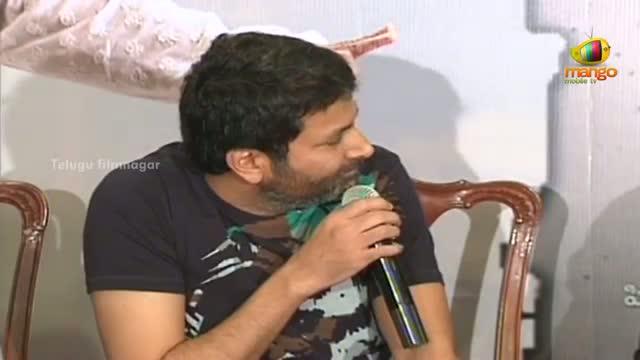 trivikram speech at viswaroopam success meet