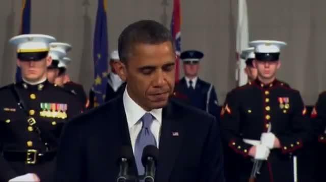 Obama Salutes Panetta As He Prepares to Retire
