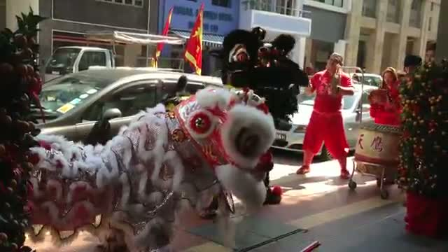 Chinese New Year 2013 rings in Year of the Snake