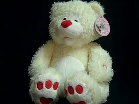 "Happy Teddy Day - Animated ""I Love You"" Singing Teddy Bear - Happy Valentines Day"