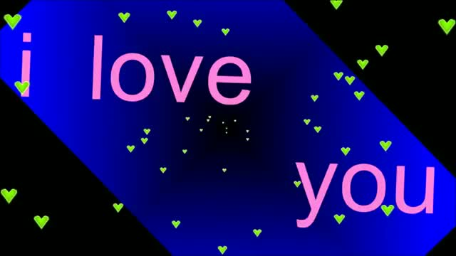 Happy Promise Day - I Love You Animation Romantic Messages Ecards - Happy Valentines Day