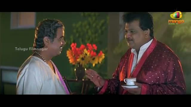 Pavitra Bandham Scenes - Balasubramaniam impressed by Soundarya - Venkatesh, Soundarya - Telugu Cinema Movies
