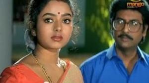 Pavitra Bandham Scenes - Venkatesh neglecting Soundarya on her birthday - Venkatesh, Soundarya - Telugu Cinema Movies