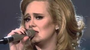 Adele Skyfall Live Performance Grammy Awards 2013 Grammys Set Fire To The Rain