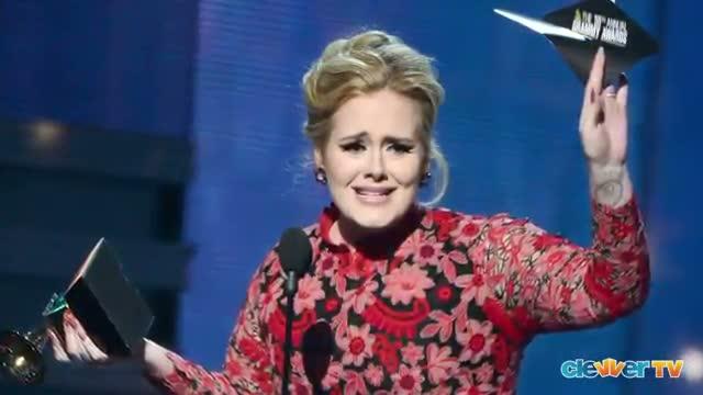 2013 Grammy Winner List - Adele, Kelly Clarkson, fun.!