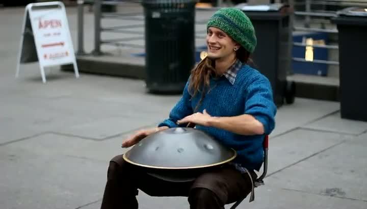 Amazing Street Instrument