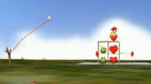 Happy Valentines Day - 14th February - ANGRY BIRDS VALENTINE'S DAY - Free Animated E-Cards, Greetings, Wishes, Gifts, E-Gifts