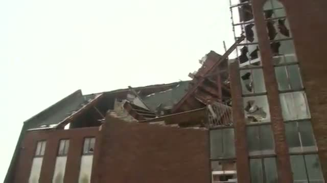Miss. Tornado Survivors on Harrowing Storm