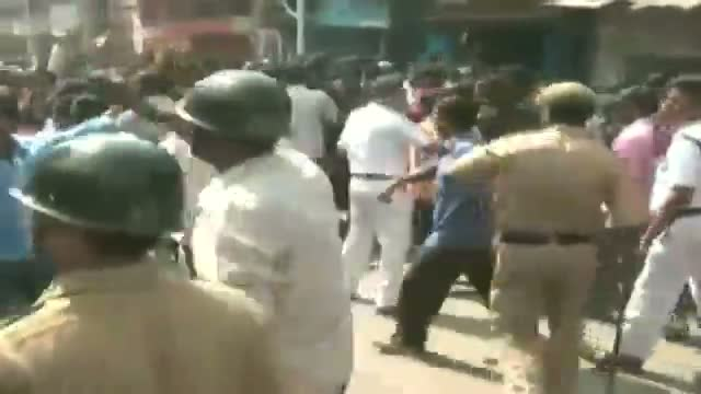 Cop dies in WB after clash between TMC Cong workers