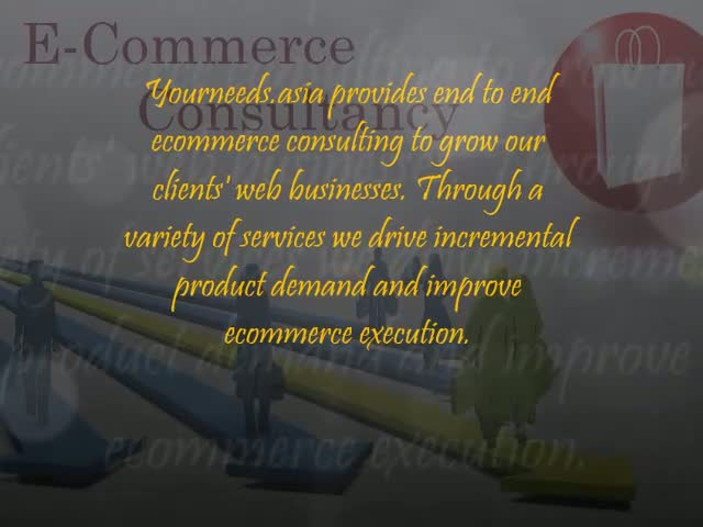 E-Commerce Consulting, Mobile Applications, Website Re-Designing Company London