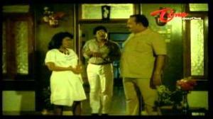 Telugu Comedy Scene From Rajendra Prasad's Teneteega Movie - Hilarious Scene Between Rajendra Prasad & Modern Wife - Telugu Cinema Movies
