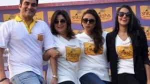 Bollywood celebs join 'The Walk for the Love of Shiksha' campaign