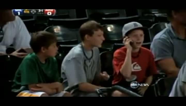 Baseball's Instant Karma