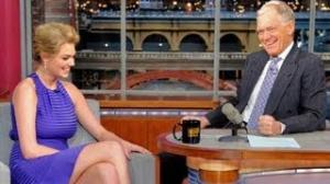 Kate Upton on the Late Show with David Letterman (2013) (Full Interview HD)