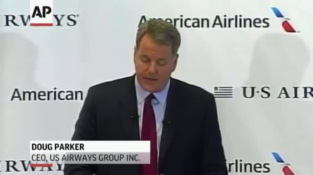 Airline CEOs: US Airways, AA Better Together