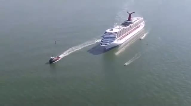 Passengers Off Cruise Ship, Glad to Reach Land