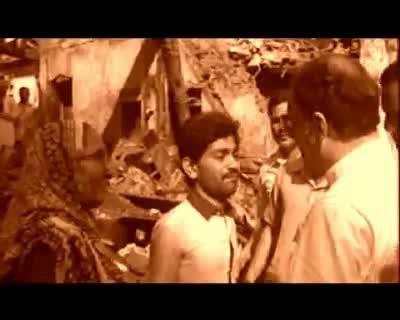 Rajiv Gandhi video spot 1