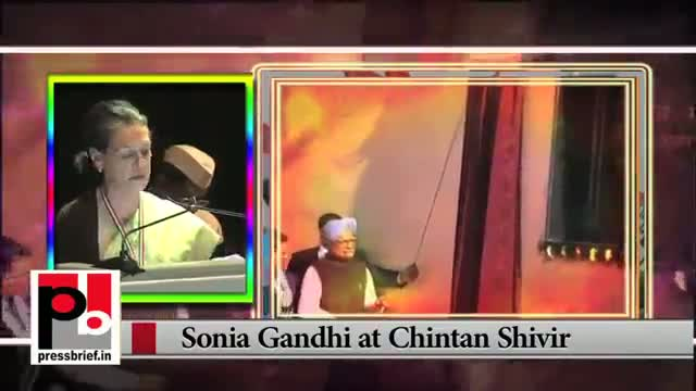 Sonia Gandhi - a leader who has utmost respect towards Gandhiji, Nehruji