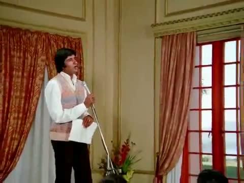 Main Pal Do Pal Ka Shayar - Kabhi Kabhi (1976) - Amitabh Bachchan