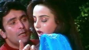 Chori Chori Pyar Main Hai Jo Maja (Full Song) - Izzat Ki Roti | Rishi Kapoor & Farha