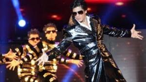Shahrukh Khan Dance Perfomnce at Temptation Reloaded Concert 2013