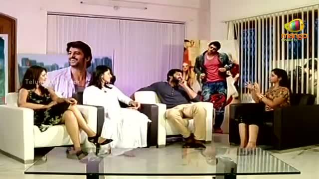 Mirchi Movie Team Interview - Anushka admires Prabhas as a person - Prabhas, Anushka Shetty, Richa Gangopadhyay - Telugu Cinema Movies