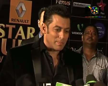 Salman Khan Was Nervous Before Hosting 'Renault Star Guild Awards'