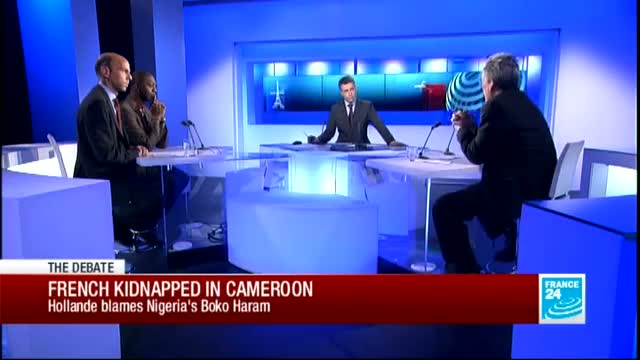 French Kidnapped in Cameroon: DEBATE Part 1