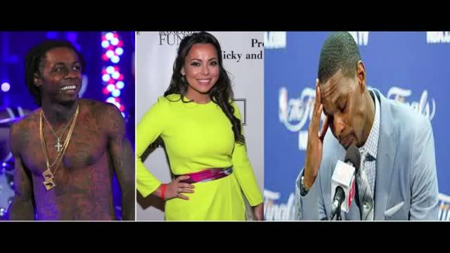 Lil Wayne (Is Wayne Talking About Chris Bosh's Wife?)