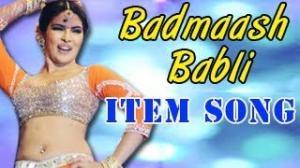 Priyanka Chopra's 1st item song, 'Badmaash Babli'